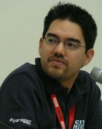 David Nakayama - Image: David Nakayama