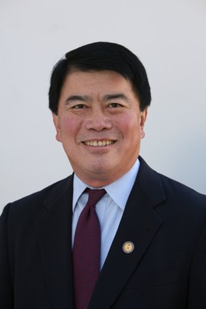 David Wu - Official portrait, 2007