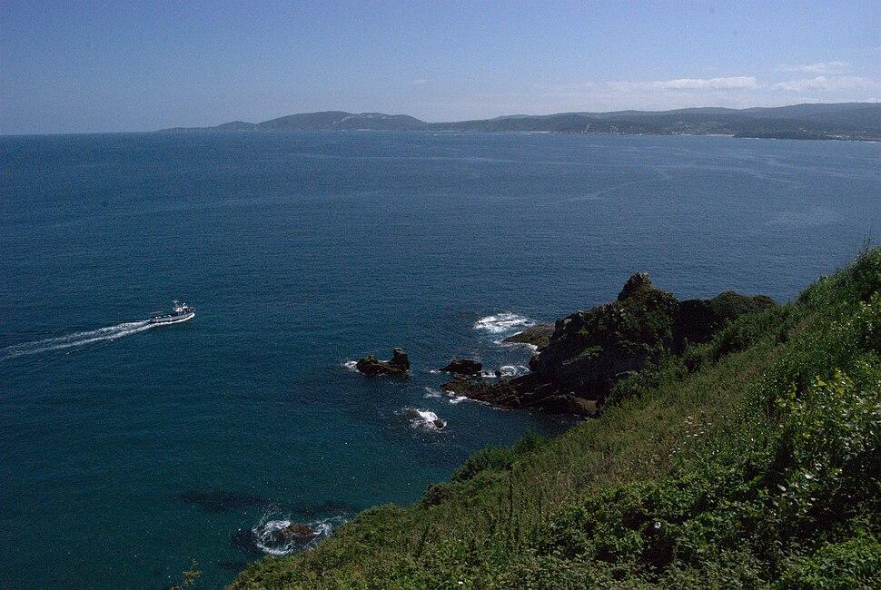 De Ortegal a Bares, Galiza