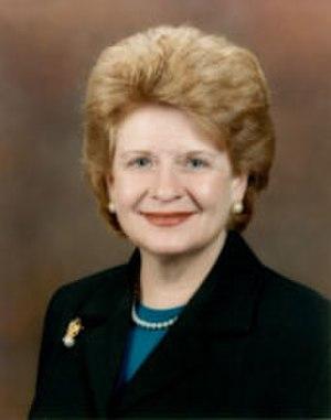United States Senate election in Michigan, 2000 - Image: Debbie Stabenow