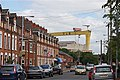 Dee Street, East Belfast in shadow of Goliath. - panoramio.jpg