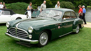 """Delahaye 235 - Chapron """"factory""""-bodied 235"""