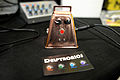 Delptronics ThunderBell in a Cowbell - 2014 NAMM Show.jpg