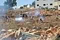 Demonstrators near Nabi Saleh.jpg