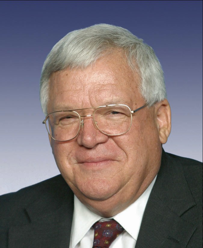 Dennis Hastert 109th pictorial photo