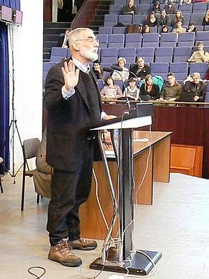 Dennis Meadows - Moscow, 16 Febr. 2007