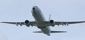 Indian Navy - Indian Navy P-8I Neptune aircraft deployed in Seychelles