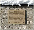 Der Täter war Matheiß Völk, Errichtung eines Sühnekreuzes 1630 - panoramio.jpg