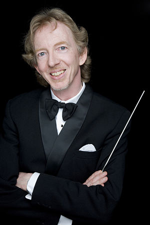 English: Derek Gleeson Conductor