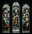 Derry St Columb's Cathedral Side Chapel Archdeacon Edward James Hamilton Memorial Window 2013 09 17.jpg