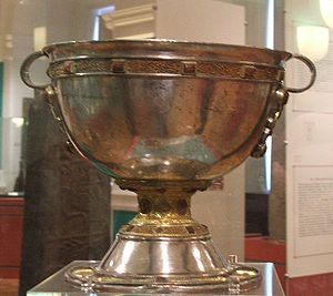 Eóganachta - The Derrynaflan Chalice was found in County Tipperary in 1980.
