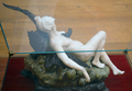 Desiré Maurice Ferrary (1852-1904) - Leda and the Swan (1898) above right 2, Lady Lever Art Gallery, Port Sunlight, Cheshire, June 2013 (9102798151).png