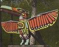 "Detail, ""A Queer Alaskan Totem Pole."" - NARA - 298053 (cropped).tif"