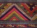Detail of Tai Lue Weaving - Lanna Folklife Museum - Chiang Mai - Thailand - 03 (34293153114).jpg