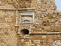 Detail venetian fortress harbour Heraklion.jpg