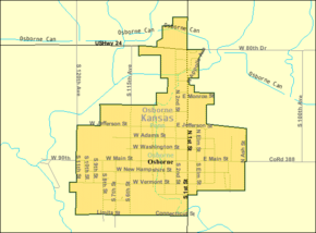 Detailed map of Osborne, Kansas.png