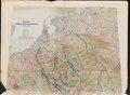Deutsche Waffenstillstandskommission - Drucksache Nr. 2 - Operationskarte - oben.tif