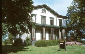 Iowa Writers' Workshop - Dey House at the Writers' Workshop