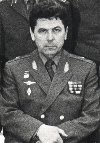 Commander-in-Chief of the Russian Air Force - Image: Deynekin PS 1988 01 (cropped)