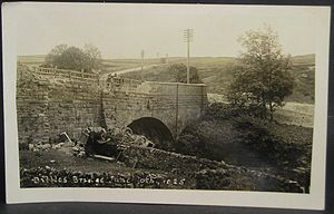 Dibbles Bridge coach crash (1925) - Wikipedia