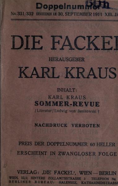 File:Die Fackel Nr. 331–332.djvu