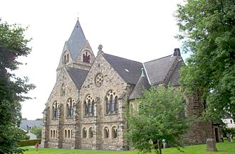 Dierdorf - Dierdorf Protestant church
