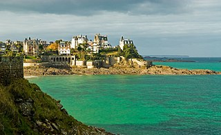 Dinard Commune in Brittany, France