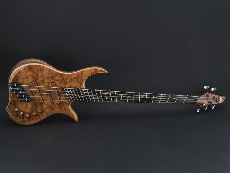 Dingwall Prima Artist - Fannet Frets Bass Guitar