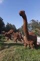 Dinosaur sculptures in Half Moon Bay, a coastal city in San Mateo County, California LCCN2013634779.tif