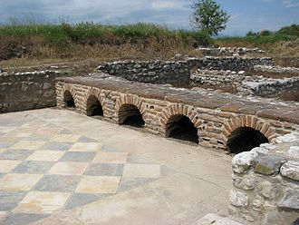 Archaeological Museum of Dion - Image: Dion archaeological site 112