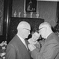 Directeur ir. C. Biemond (van Gem. Waterleid. ) afscheid genomen in Rijksmuseum, Bestanddeelnr 917-2899.jpg