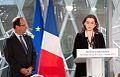 Discours d'Agnès Magnien lors de l'inauguration du site de Pierrefitte-sur-Seine. Archives nationales (France).jpg