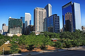 Discovery Green - Image: Discovery green