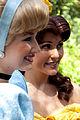 Disneyland Cinderella and Belle.jpg