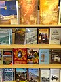 Display of Books on Death Valley - Furnace Creek Visitors Center - Death Valley - California - USA (6914410475).jpg