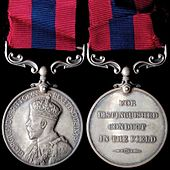 Image result for distinguished conduct medal world war one
