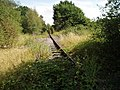 Disused railway line Calverton - geograph.org.uk - 628534.jpg