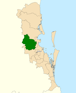 Division of Dickson Australian federal electoral division