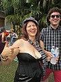Dodfest 2015 Donna Jean Shows Her Stuff.jpg