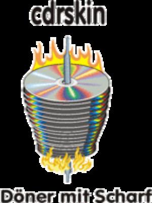 Libburnia - Cdrskin logo