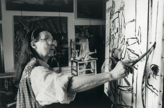 Dolores Puthod - Image: Dolores Puthod arte quadri madre teresa