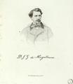 Domingos José Gonçalves de Magalhães - Retratos de portugueses do século XIX (SOUSA, Joaquim Pedro de).png