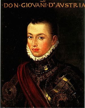 Don John of Austria (opera) - A portrait of the historical figure John of Austria