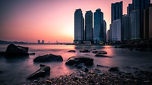 Dongbaek Park Busan South Korea Seascape Photography (252913827).jpeg