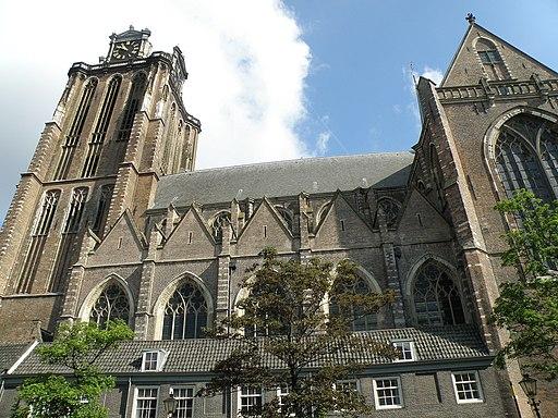 Dordrecht Grote Kerk 4
