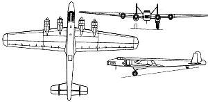 Dornier Do 19 - Dornier Do-19 Technical Specs.
