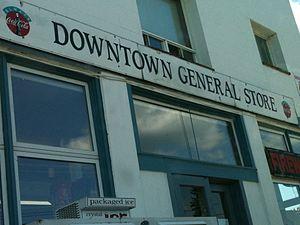 Magnetawan - General Store in town until 2011