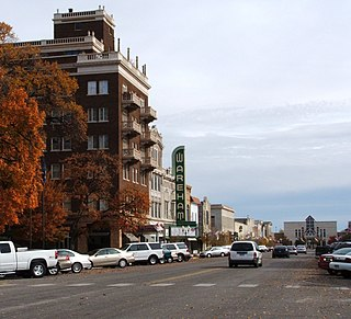 Downtown Manhattan Historic District