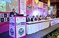 Dr. Jitendra Singh addressing the inaugural session of the Northeast Business Summit.jpg