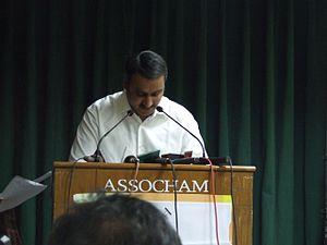 Anbumani Ramadoss - Image: Dr Anbumani Ramadoss (2456738711)